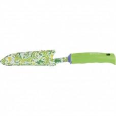 Совок посадочный узкий, 55 х 320 мм, стальной, пластиковая рукоятка, Flower Green, Palisad
