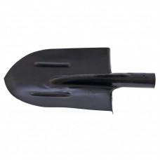 Лопата штыковая, 205 х 275 мм, ребра жесткости, без черенка, Россия