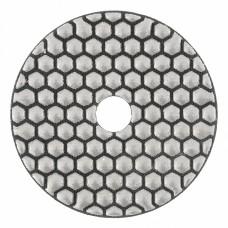 Алмазный гибкий шлифовальный круг, 100 мм, P100, сухое шлифование, 5 шт. Matrix