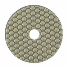 Алмазный гибкий шлифовальный круг, 100 мм, P200, сухое шлифование, 5 ш. Matrix