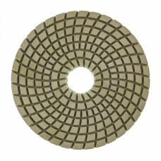 Алмазный гибкий шлифовальный круг, 100 мм, P200, мокрое шлифование, 5 шт. Matrix