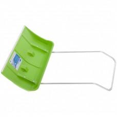 Движок для уборки снега пластиковый, 815 х 440 х 1150 мм, алюминиевая рукоятка, Россия, Сибртех
