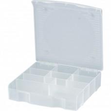 Блок для мелочей, 17 x 16 см, прозрачный матовый Сибртех