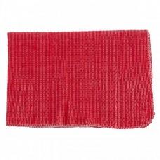 Салфетка для пола х/б красная 500 х 700 мм Россия Elfe