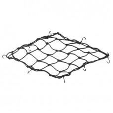 Сетка багажная, 40 х 40 см, 8 крюков Stels