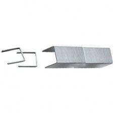Скобы, 10 мм, для мебельного степлера, заостренные, тип 53, 1000 шт Matrix