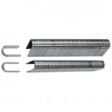 Скобы, 12 мм, для кабеля, закаленные, для степлера 40901, тип 36, 1000 шт Matrix Master
