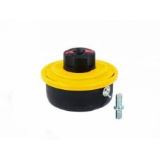Катушка триммерная полуавтоматическая, легкая заправка лески, гайка M8x1,25, винт M8-M8 Denzel
