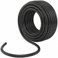 Шланг кордовый, рукав поливочный резиновый, D 25 мм, 50 м Россия