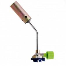 Горелка газовая на бутановый баллон, диаметр сопла 25 мм Сибртех
