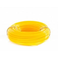 Леска для триммера круглая, 2,4 мм х 15 м Denzel Россия