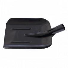 Лопата совковая, 230 х 280 мм, ребра жесткости, без черенка, Россия
