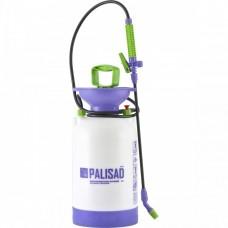 Опрыскиватель ручной усиленный с горловиной 5 л, с насосом, шлангом и разбрызгивателем Palisad