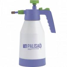 Опрыскиватель ручной, усиленный 1 л, с насосом, поворотный распылитель, клапан сброса давления Palisad