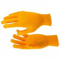Перчатки Нейлон, 13 класс, оранжевые, XL Россия