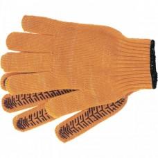 Перчатка трикотажная с ПВХ покрытием