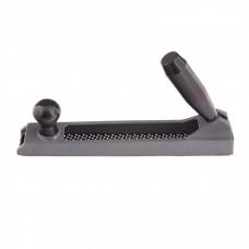 Рубанок, 250 х 42 мм, обдирочный, металлический, для гипсокартона, переставная ручка Matrix