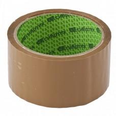 Клейкая лента, 48 мм х 25 м, цвет коричневый Сибртех