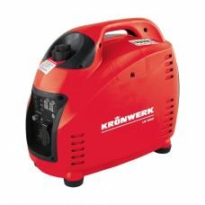 Генератор инверторный LK 1800i, 1,8 кВт, 220В, бак 3,6 л, ручной старт Kronwerk