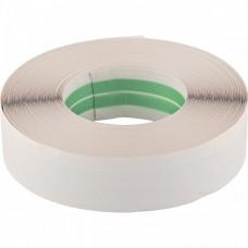 Лента пластиковая углоформирующая защитная для ГКЛ, 50 мм х 30 м Сибртех