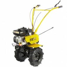 Мотоблок DPT-170, 7 л.с., ременное сцепление, ширина 85 см, глубина 35 см, фрез 3 х 3, ШОМ, передачи 2В/1Н Denzel