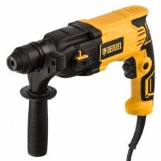 Перфоратор электрический RH-650-18, SDS-plus, 650 Вт, 2.0 Дж, 3 плюс 1 режим Denzel