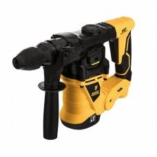 Перфоратор электрический RHV-1250-30, SDS-plus, 1250 Вт, 5 Дж, 3 плюс 1 режим Denzel
