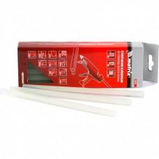 Стержни клеевые, прозрачные, 11 х 200 мм, в упаковке 12 шт Matrix