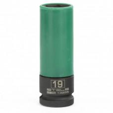 Головка ударная для колесных дисков, 19 мм, 1/2 Stels