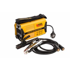 Аппарат инверторный дуговой сварки DS-180 Compact, 180 А, ПВ 70%, диаметр электрода 1,6-4 мм Denzel