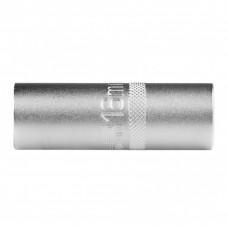 Головка торцевая свечная, двенадцатигранная, 16 мм, под квадрат 1/2 Stels