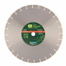 Диск алмазный 400 х 25,4 мм,