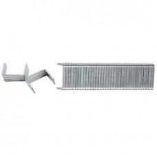 Скобы, 12 мм, для мебельного степлера, закаленные, тип 140, 1000 шт Matrix Master