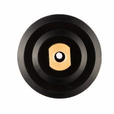 Насадка резиновая для АГШК с липучкой, 100 мм, посадка M14 Matrix