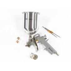 Краскораспылитель пневматический с верхним бачком V 1, 0 л, сопло D 1.2, 1.5 и 1.8 мм Matrix