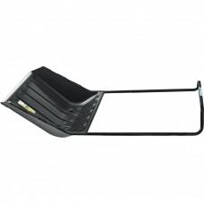 Движок для уборки снега пластиковый, 540 х 700 х 1475 мм, 2 части (ковш, стальная рукоятка), Palisad