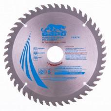 Пильный диск по дереву 190 x 30 мм, 48 твердосплавных зубъев Барс