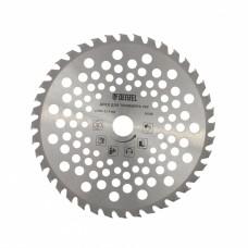 Диск для триммера, 230 х 25,4 мм, толщина 1,3 мм, 40 зубьев Denzel