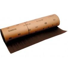 Шкурка на тканевой основе, зернистость № 0, 800 мм х 30 м,