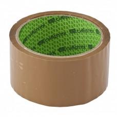 Клейкая лента, 48 мм х 40 м, цвет коричневый Сибртех