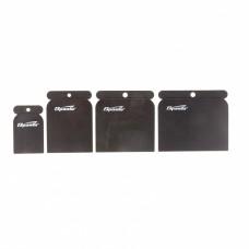 Набор шпателей японских пластмассовых, 50-75-100-120 мм, 4 шт, Sparta