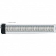 Припой Sn60Pb40, D 1 мм, 10 г, в пластмассовой тубе Sparta