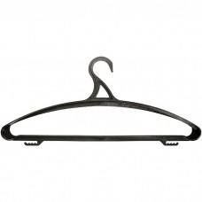 Вешалка пластиковая для верхней одежды размер 52-54, 470 мм, Россия Elfe