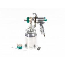 Краскораспылитель AS 702 НP профессиональный, всасывающего типа, сопло 1,8 мм и 2 мм Stels
