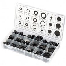 Набор сальников, D 6, 35-25,4 мм, 125 предметов Сибртех