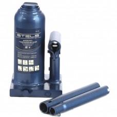 Домкрат гидравлический бутылочный телескопический, 2 т, H подъема 170-380 мм Stels