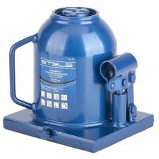 Домкрат гидравлический бутылочный телескопический, 10 т, H подъема 170-430 мм Stels