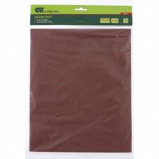 Шлифлист на бумажной основе, P 1000, 230 х 280 мм, 10 шт, влагостойкий Сибртех